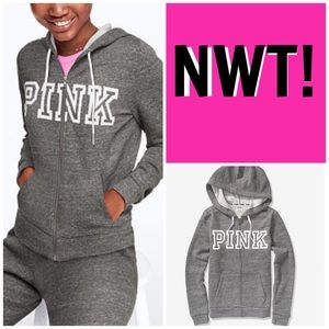 SALE❣️NWT PINK PERFECT FULL~ZIP